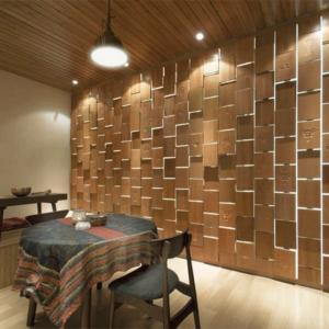 стеновые панели из дерева для внутренней отделки