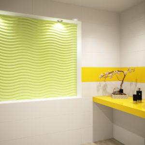 стеновые панели 3д мдф