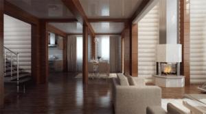 деревянные предметы интерьера