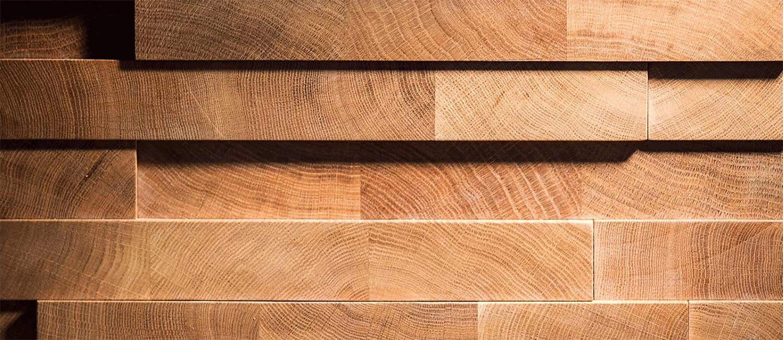 Стеновые панели 3Д из дерева
