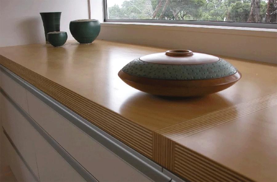 современный стильный деревянный подоконник купить