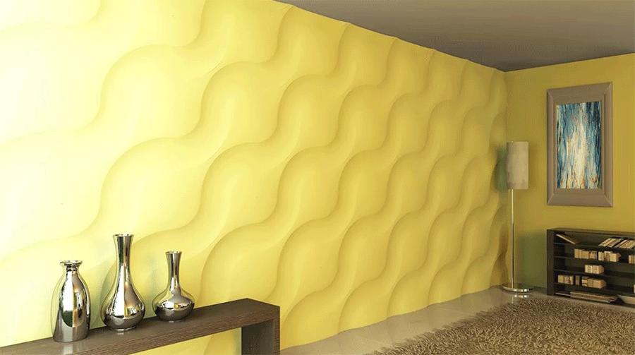 так называемые 3d-панели стеновые панели из дерева