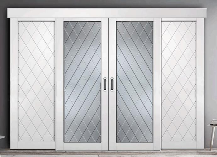 Двери межкомнатные раздвижные имеют свои преимущества
